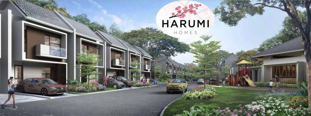 Harumi Homes Summarecon Karawang