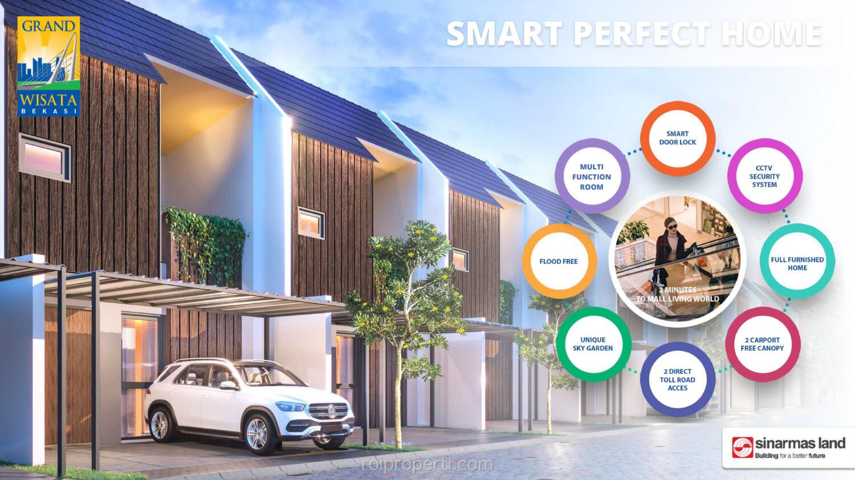Rumah O8 Perfect Home Bekasi