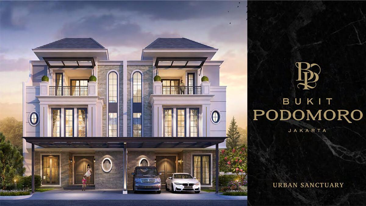 Rumah Bukit Podomoro Jakarta